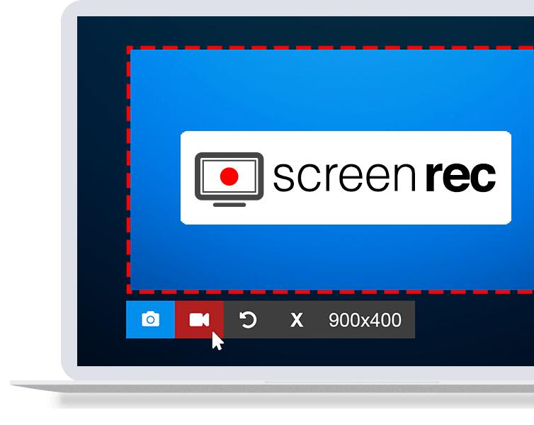 screenrec interface