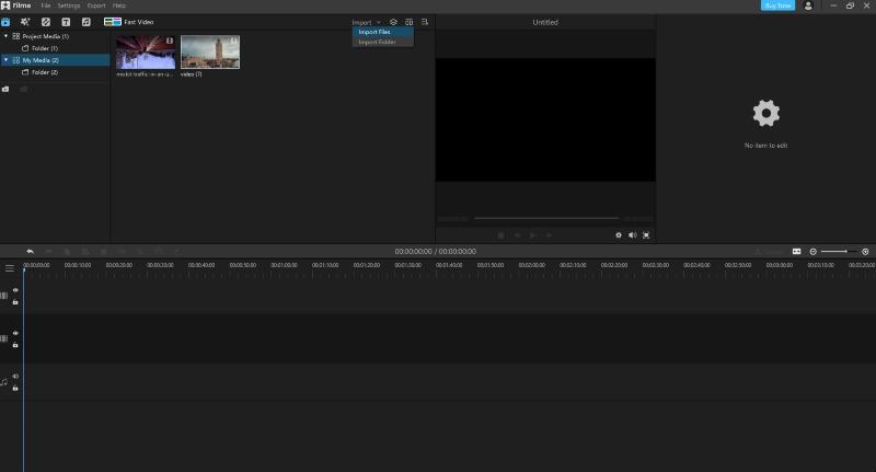 select video filme