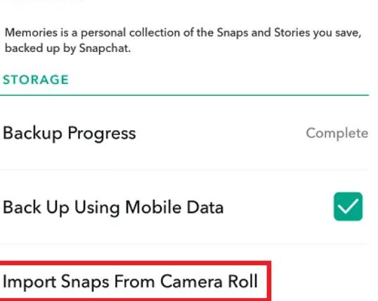send fake live snapchat