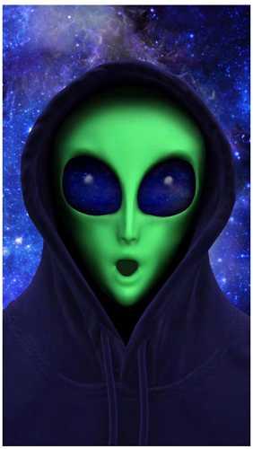 snapchat alien filter