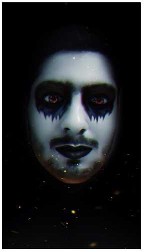 snapchat halloween vampire filter