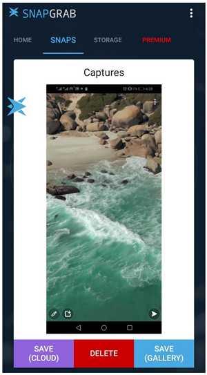 save story app