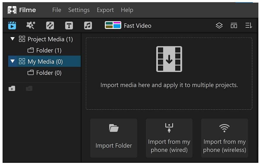 speed up instagram video filme import