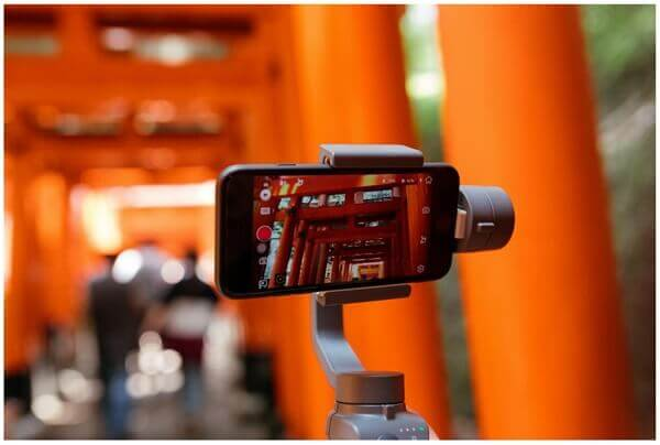 stabilizer for iPhone