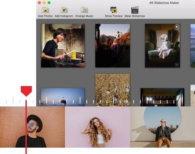 the best slideshow makers 4k slideshow maker