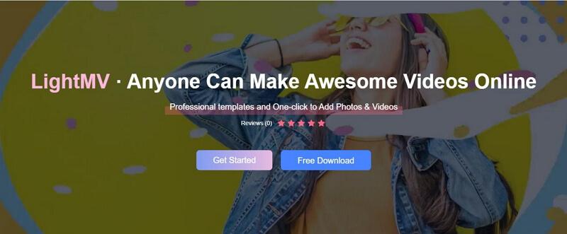 the best slideshow makers lightmv