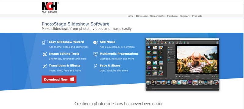 the best slideshow makers photostage slideshow