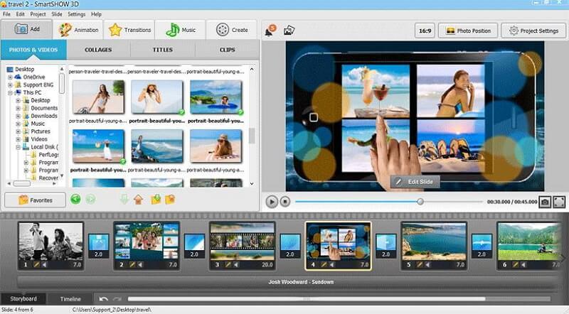 the best slideshow makers smartshow