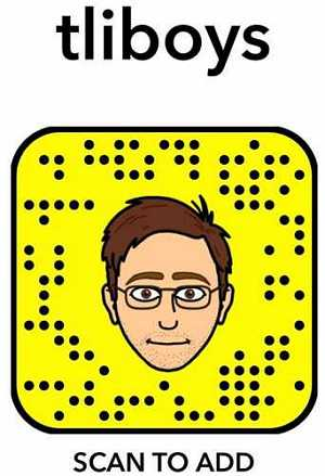 the lonely island snapcode