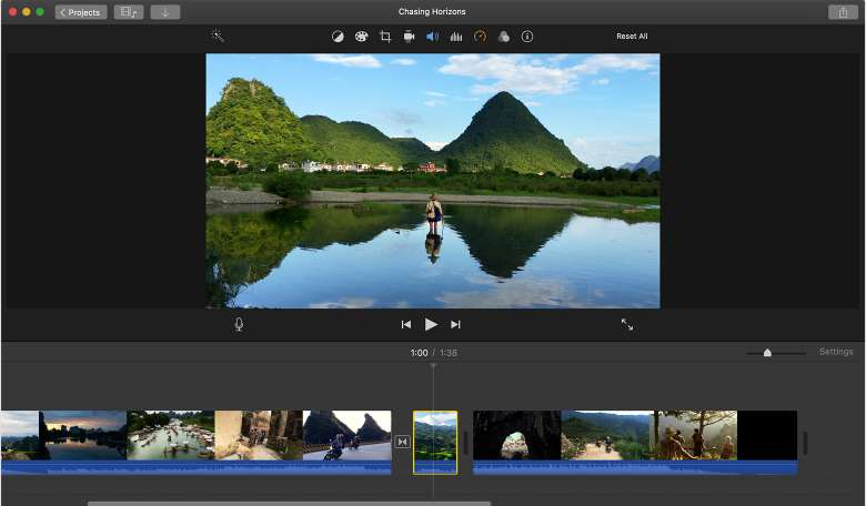 How to Trim Video in iMovie