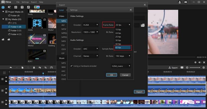 screen recording in filme