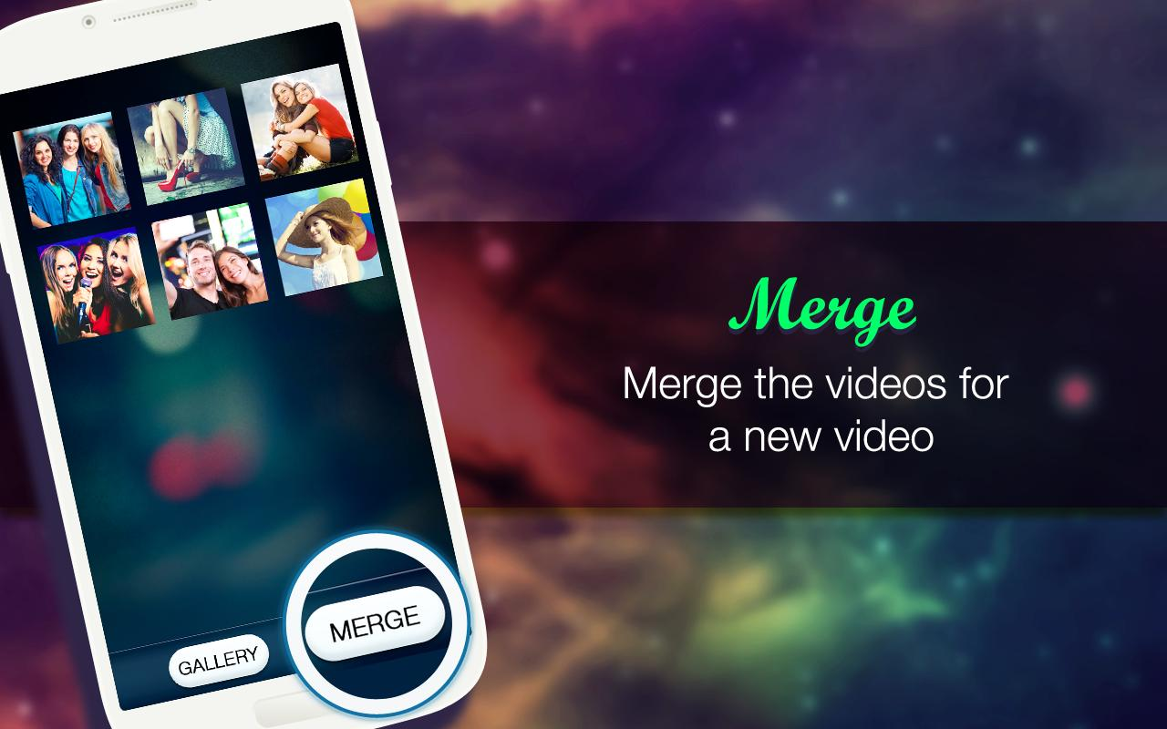 video merger for android