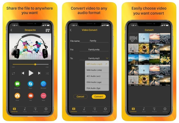 video to mp3 video converter