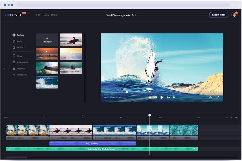 clipchamp video editor