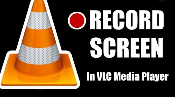 vlc screen record