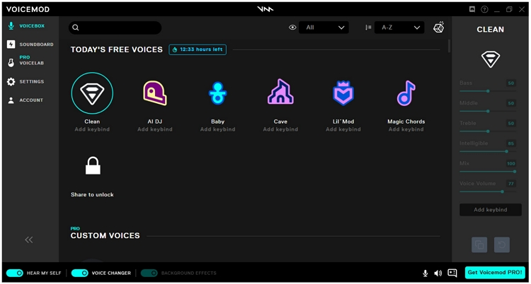 voicemode voice changer