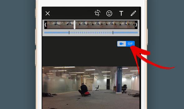 make GIF video on whatsApp-step6.png