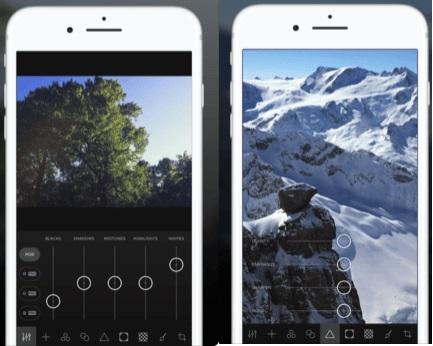 brighten app video a color story