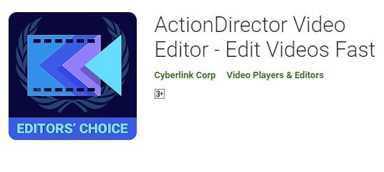 brighten video app actiondirector