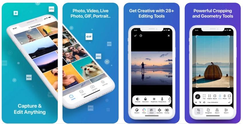 brighten video app ultralight