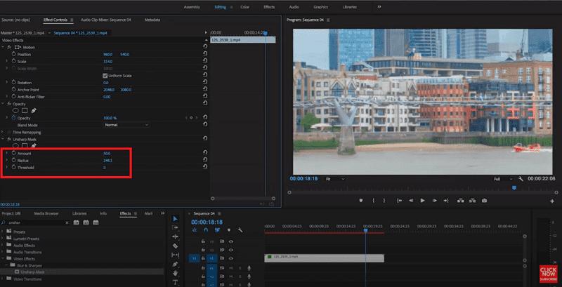 enhance video adobe premiere pro 2
