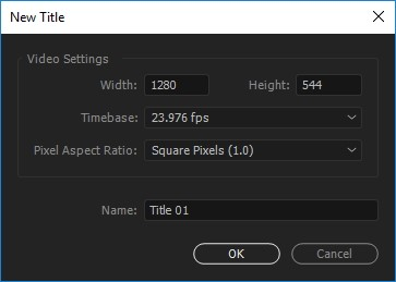 how to add text to a video in adobe premiere pro 2
