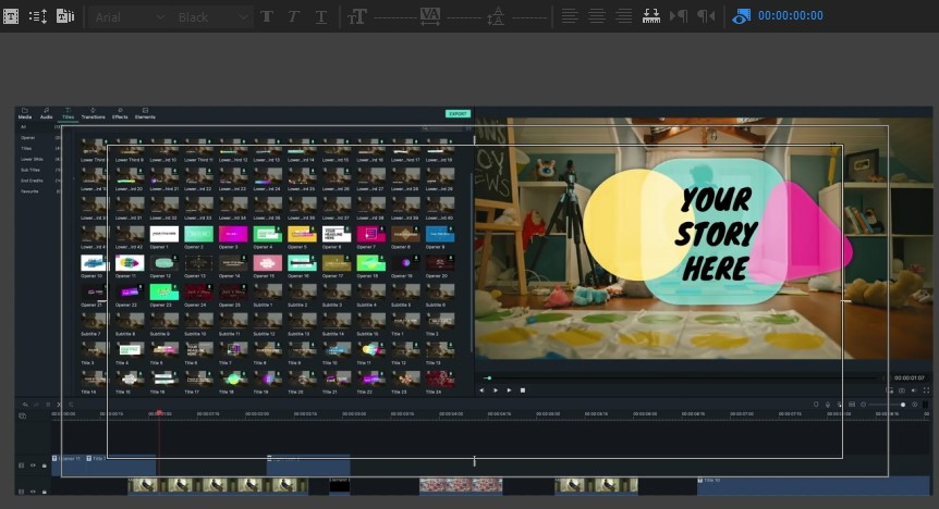 how to add text to a video in adobe premiere pro 4
