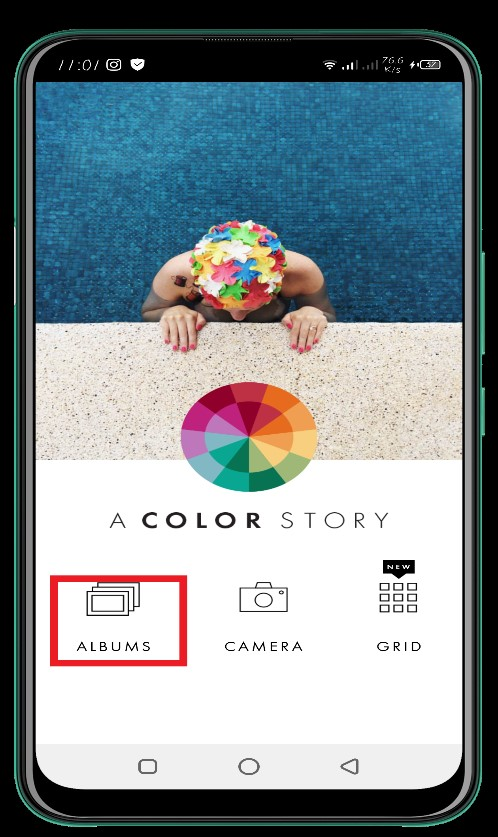 how to brighten a video on android 10