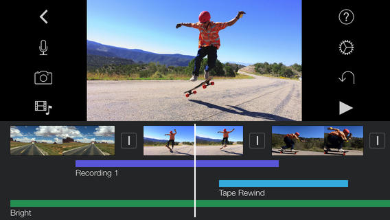 How to Speed Up a Video on iMovie on iPhone