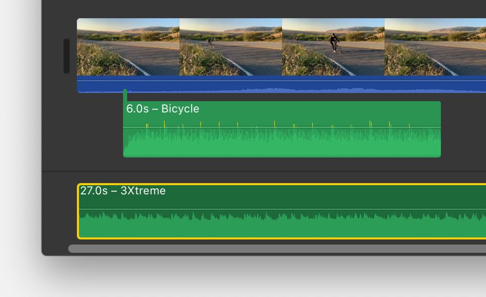 Make a Music Video on iMovie Mac