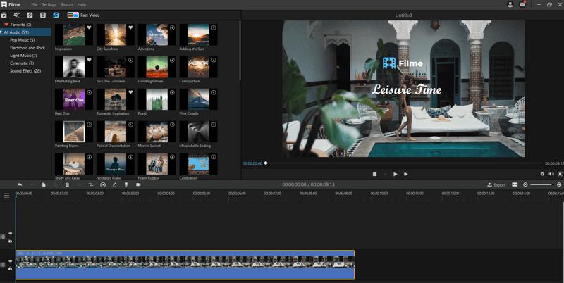 imyfone filme add audio