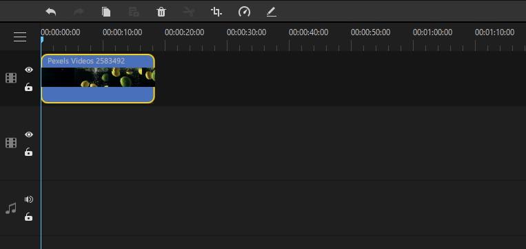 put sound effects in filme 2