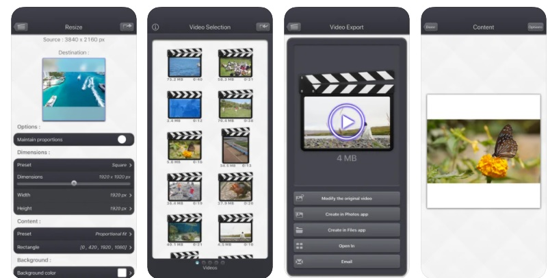 resize video iPhone-2