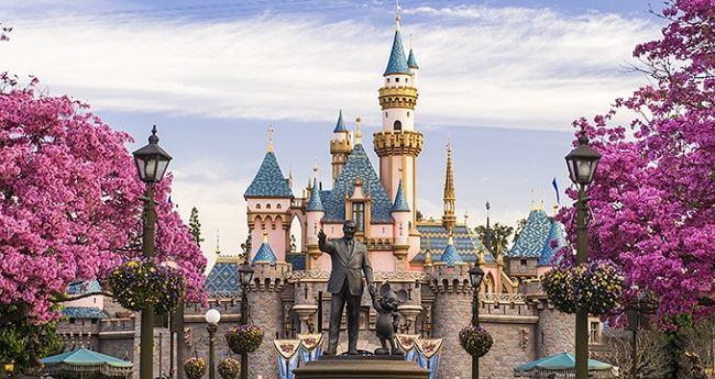 Disneyland à Anaheim