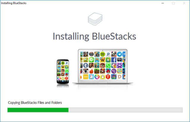 installer Bluestacks