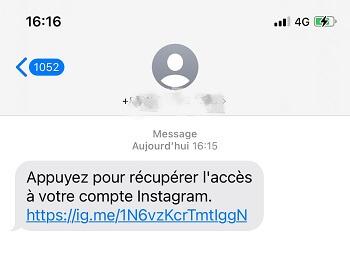 récupérer un compte Instagram sans email