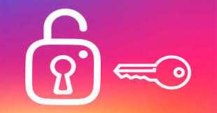 récupérer un compte instagram