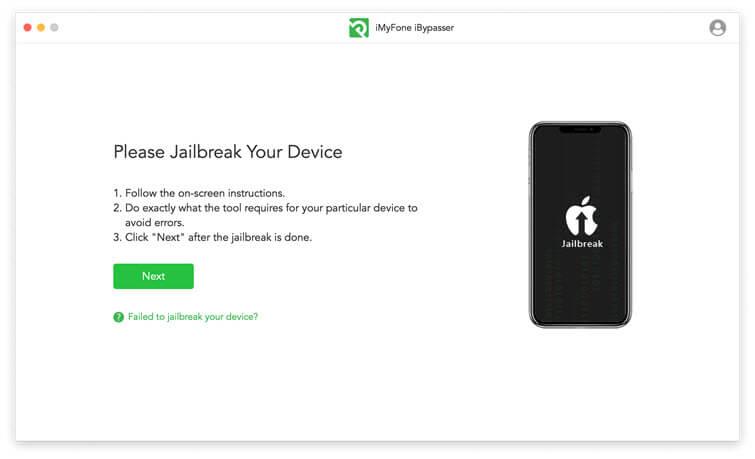 Jailbreaker iPhone