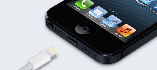 câble USB iPhone