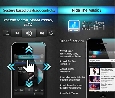 Music Player All-in-1
