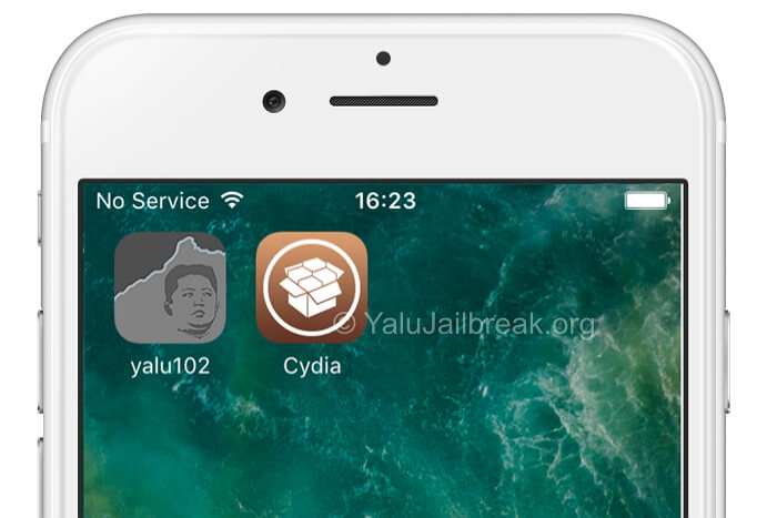 yalu 102 jailbreak home