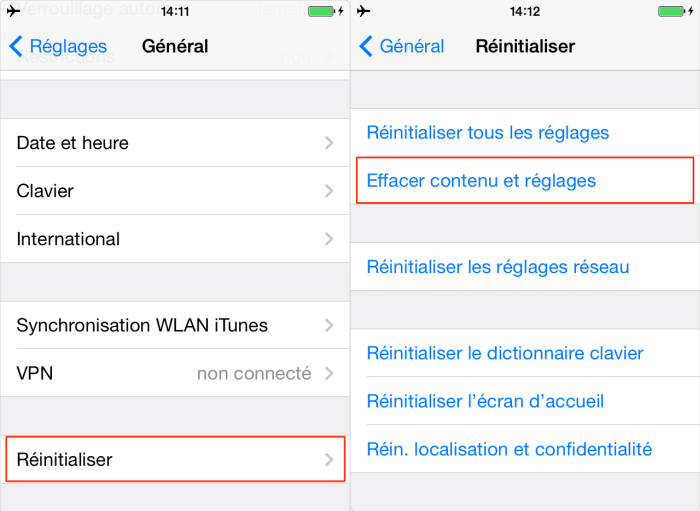 récupérer l'Historique Safari Effacée sur iPhone à l'aide d'une Sauvegarde iCloud
