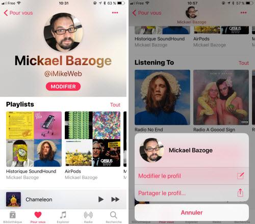 Apple Music iOS 12