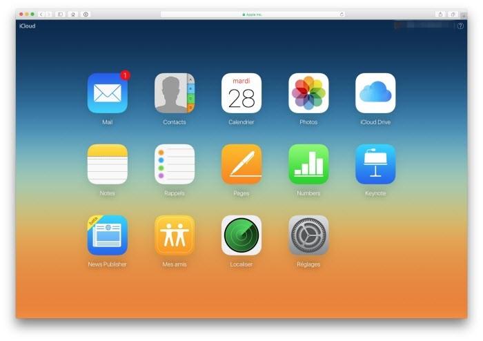 comment transférer les photos iPhone/iPad vers un disque dur externe