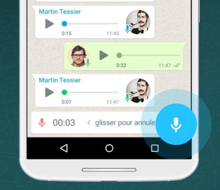 6 problèmes les plus communs des messages vocaux WhatsApp sur votre iPhone