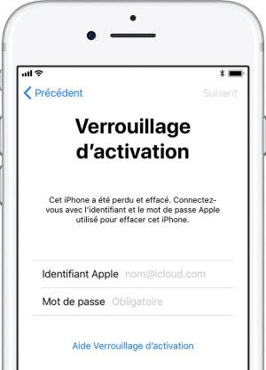 Supprimer le Verrouillage d'Activation iCloud sur iPhone