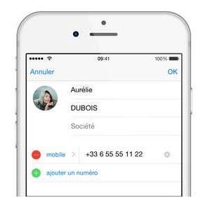 supprimer contact whatsapp