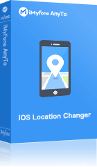 iMyFone AnyTo - changeur de localisation