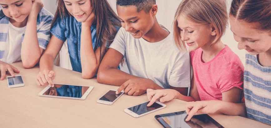 la gestion de votre appareil sur les iPads des Écoles