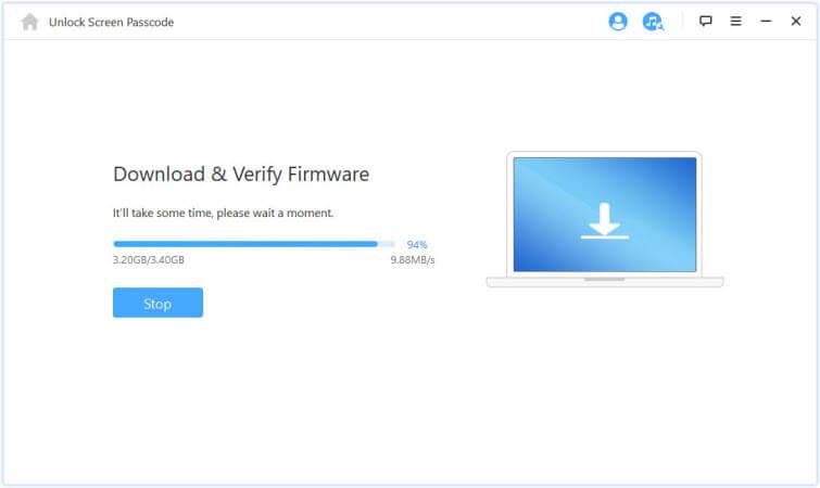 vérifier le paquet de firmwares